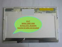 15.4 1280x800 Lcd Screen For Toshiba Satellite A105-s4014 Laptop