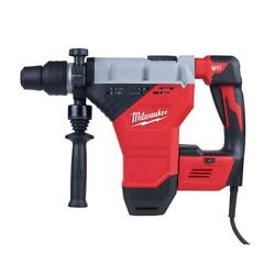 Milwaukee Corded Combination Hammer Rotary Drill E Clutch 1-3/4 Sds Max 15 Amp