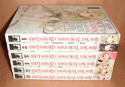 How Not To Summon A Demon Lord Vol. 123456 Manga Set English