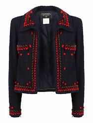 Special Price Women Jackets Brown, Navy, Red Fr 40