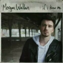Morgan Wallen - If I Know Me [new Cd] Country Music Whiskey Glasses Up Down