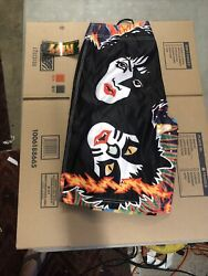 Rare KISS Band Rock And Roll Over Men#x27;s Dragonfly Brand Board Shorts Size 34 $125.00