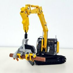 Anonymity Forestry Machinery Sumitomo Construction Co. Ltd. Excavator