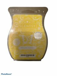 NEW SCENTSY BARS 3.2oz Welcome Summer