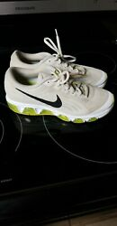 Nike Air Max Tailwind 6 621226-107 Running Shoes Volt White Womenandrsquos Size 8.5