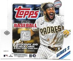 2021 Topps Series 2 Complete Set 331-660 Free Priority Shipping