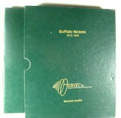 Magnificent Buffalo Nickel Collection 1913-38 27 Keys 61 Total Coins Of 64