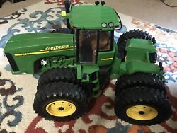 Ertl John Deere 24 Rc Remote Control Tractor Toy Model 9620 Untested