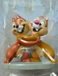 Figurine Chip And Dale New In Box  Disney Hachette French Collection