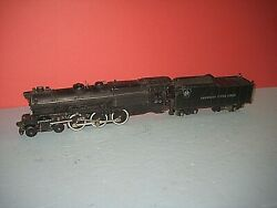 1947 American Flyer Prr 4-6-2 Pacific 310. Diecast Running Missing Parts C-6