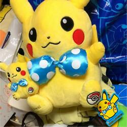 Commemoration Large And Small Size Pikachu Doll Plush Toy Osaca Store Limit