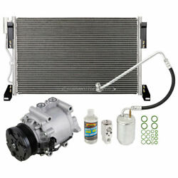 For Ford 500 And Mercury Montego A/c Kit W/ Ac Compressor Condenser And Drier Dac