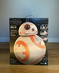 Star Wars Hero Droid Bb-8 Fully Interactive Droid - Actual Size