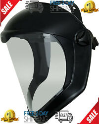 Honeywell Uvex Bionic Face Shield With Clear Polycarbonate Visor S8500
