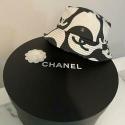 Authentic Chanel Bucket Hat New Free Shipping No.6799 $1736.04
