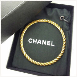 Previously Owned Bangle Accessory Vintage Gold Women 's Present No.5033