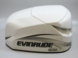 285611 285655 Evinrude Johnson 2004-06 Ficht Top Cover Hood Cowl 100 115 Hp