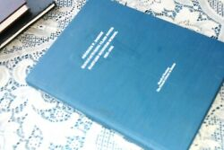 Rare Book Georges F. Doriot Manufacturing Class Notes Harvard Business School