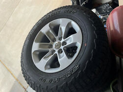 2021 Ram 1500 Wheels And Tires