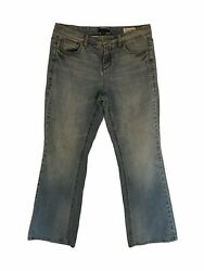 American Hope Classic Rise Bootcut Jeans - Womenand039s Size 10 - Blue