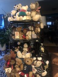 Boyds Bears Collection Collectibles