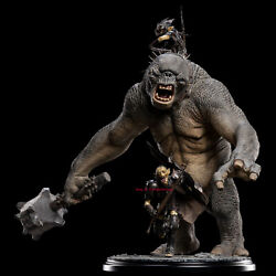 Weta The Cave Troll Of Moria 1/6 The Lord Of The Rings Statue Figure Limited 500