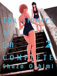 Flowers Of Evil - Complete 2 The Oshimi 9781945054723 Fast Free Shipping+