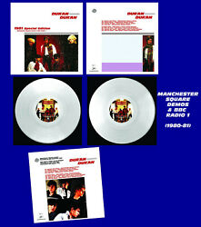 Duran Duran 1981 Special Edition Clear 12and039and039 Vinyl Lp 180gr 33rpm Mint Condition