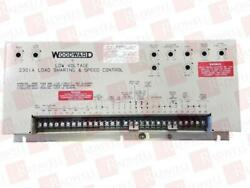 Woodward 9905-377 / 9905377 Used Tested Cleaned