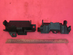 New 1968-74 Firebird Trans Am Gto 350 400 455 Engine Motor Mounts Left And Right