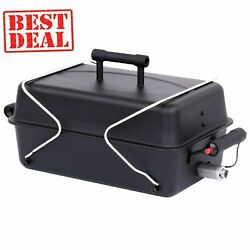 Char-broil 190 Deluxe Liquid Propane, Lp, Portable Gas Grill Freeshipping New