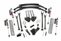Rough Country 6.0 4-link Suspension Lift Kit F-250/f-350 Super Duty 4wd 58250