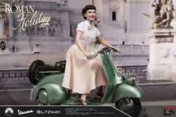 Litzway Holidays In Rome 1/4 Scale Figure Princess Anne Audrey Hepburn 1954