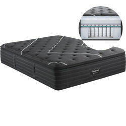 Simmons Beautyrest Firm Pillow Top 17.5 Mattress With T3 Pocketed Coils