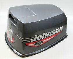 5000422 Johnson Evinrude 1999 Top Cowling Hood Engine Cover 130 Hp New Take Off