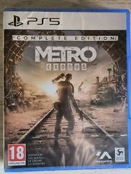Metro Exodus Complete Edition Ps5 Brand New And Sealed Free Uk Pandp