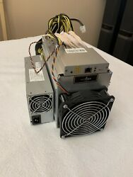 Bitmain Antminer L3++ 504+mh/s Doge Litecoin Apw3++ Psu. Ships From Usa Read