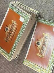 Lot Of 250+ New Vintage Don Rey Cigar Box Labels From Their Cigar Factory