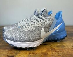 Nike Air Zoom Infinity Tour Golf Grey Blue Cz8300 002 Menand039s Size 6.5 Womenand039s 8