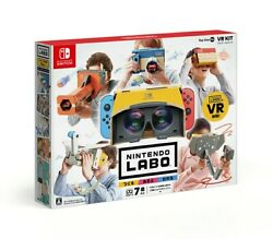 Nintendo Labo Toy-con 04 Vr Kit Little Bit Edition Add Toy-con Birds And Wind