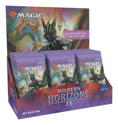 Modern Horizons 2 Set Display Booster Box - Brand New - In Stock - Ready 2 Ship