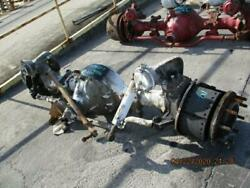 Ref Fabco Sda-2100 0 Axle Assembly Front Driving 1974217