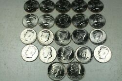 Awesome Complete Bu Kennedy Half Dollar Collection 2010-2021pandd Mints 24 Coins