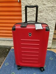 Victorinox Luggage Spectra 2.0 Red 26 Spinner