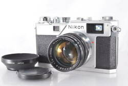 Nikon S3 Year 2000 Limited Edition Undercase Included H2912