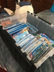150+ Lego City Booklets - Sorted By Size.andnbsp Build From Your Own Legosandnbsp Good Conandnbsp