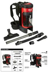 3 In 1 Backpack Vacuum M18 Fuel 18 Volt Lithium-ion Brushless 1 Gal Tool-only