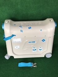 Jetkids Bedbox Ride On Plane Luggage And Seat Extender