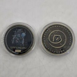 Safemoon Coin Digital Coin Safemoon Commemorative Collectible Great Gift