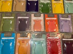 SCENTSY CAR BAR AIR FRESHENER YOU CHOOSE YOUR SCENT BRAND NEW W FREE SAMPLE